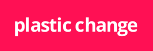 Plastic Change logo